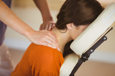 Studio or On-Site Chair Massage